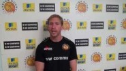 Exeter Chiefs Head of S&C Mark Twiggs reviews the MyoTruk